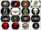 CHOOSE A VEHICLE DOOR LOGO LIGHT- US NAVY & MARINE MILITARY LOGOS PUDDLE LIGHTS