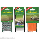 Coghlans Poly 50' Cord - Used For Guy Line, Light Load Tie Down, Clothesline