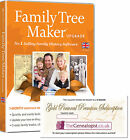 Family Tree Maker 2014 Upgrade UK Edition with 1 Month Ancestry Membership