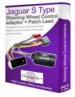 Jaguar S Type car stereo adapter, Connect your Steering Wheel stalk controls