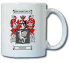 STRUDWICK COAT OF ARMS COFFEE MUG