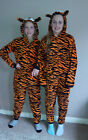 GIRLS TIGER all in one,CHILDRENS,BOYS TIGER Jumpsuit TEENAGERS 10-15