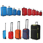 Extra Lightweight Luggage Value Travel Cabin Case Trolley Big Suitcase Sets