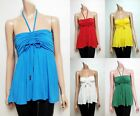 VICTORIA'S SECRET SEXY BRAIDED-TIE CONVERTIBLE HALTER TUBE BRA TOPS -XS,S,M,L,XL