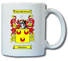 EDMUNDSON COAT OF ARMS COFFEE MUG