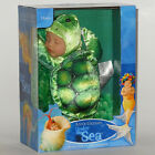 ANNE GEDDES DOLLS SELECTION Under the SEA;BEAN FILLED 9'' NEW in box.Great Gift!