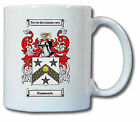 HAMMONDS COAT OF ARMS COFFEE MUG