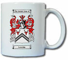 LOVERIDGE COAT OF ARMS COFFEE MUG