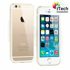 For Iphone 6 6s Plus Phone Case Transparent Crystal Clear Tpu Cover Case
