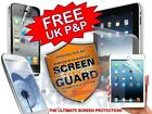 MULTIPACK LCD SCREEN GUARD PROTECTOR FOR BLACKBERRY CURVE 8520/9300 BOLD 9700