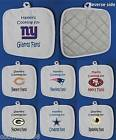 AMERICAN FOOTBALL TEAMS KITCHEN OVEN CLOTH PERSONALISED FREE OF CHARGE