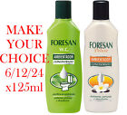 FORESAN WC  concentrated freshener 125  . Chooose 6x,12x,or 24x . FORESAN W.C.