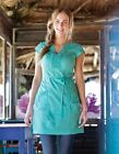 Bravissimo RUFFLE TUNIC IN TURQUOISE Color RRP 49.00 (27)