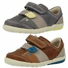 Boys Clarks First Shoes Softly Mac