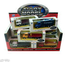ITM Alloy Model Die Cast Long Hauler Truck With Moving Plastic Parts 1:32 Scale