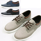 ssd0890 Canvas lace-up sneakers Made in Korea