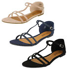 LADIES SUMMER SANDALS IN 3 COLOURS (SAVANNAH F0761