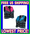 YAMAHA Youth USCG Approved Life Vest Jacket Unisex PINK BLUE 50-90lb