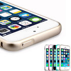 1PC Luxury Slim Aluminium Alloy Bumper Frame Case Cover for iPhone 5 5S Tide