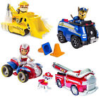 New Paw Patrol Vehicles Fire Truck, Cruiser, Ryder & Bulldozer - Select Vehicle