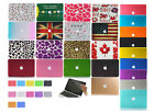 3in1 28color Rubberized Matte Hard Case Cover for apple MacBook PRO 13/15 Retina