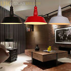 Industrial Vintage Retro Style Ceiling Pendant Light Lamp Shade Lampshade