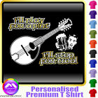 Mandolin Play For A Pint - Personalised Music T Shirt 5yrs - 6XL by MusicaliTee