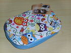 New-Complete Sewing Kit-Sewing Kit of Essentials in Fabulous Owl Design Case