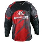 Empire Paintball Prevail F5 Jersey - Red