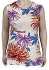 New With Tags Max Floral Print Sleeveless Summer Top Plus Size 18 20 22 24 & 26