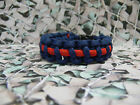 Army Ordnance Corps 550 Paracord Survival Bracelet / Dog Collar Military RAOC