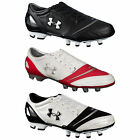 UNDER ARMOUR MENS DOMINATE FIRM GROUND FOOTBALL BOOTS -NEW SOCCER RUGBY SHOES UA