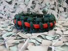 45 Commando 550 Paracord Survival Bracelet/Dog Collar Military