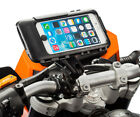 "Motorcycle U-Bolt 3"" Extended Bike Mount + Waterproof Case For iPhone 6 Plus"