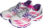 Asics WMNS Gel-Nimbus 17 Running Shoes Lightning/White/Pink T557N.9301 sz. 6-10