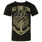 Official All Time Low Unisex Black Holds It Down T Shirt ALL SIZES - Band Merch