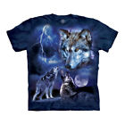 Kyпить The Mountain Wolves of the Storm Adult Unisex T-Shirt на еВаy.соm