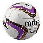 Mitre B9002 Eccita V12 Football Outdoor Match Play 12 Panel Soccer Ball Size 4-5