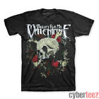 BULLET FOR MY VALENTINE Skull Roses T-Shirt New Authentic Rock Tee S M L XL XXL