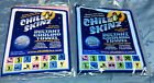 """Chill Skinz Instant Cooling Towel Large Blue or Pink  31.5"""" x 13.5"""" image"""