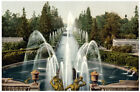 5477.Water fountain.large garden.grand entrance.POSTER.Decoration.Graphic Art