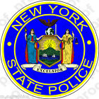 New York State Police Sticker Magnet Wall Poster OR Banner & FREE Shipping