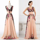 Women Sexy Long Prom Dresses Formal Evening Party Bridesmaid bohemian Ball Gowns