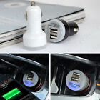 1A 2A USB Car Charger Charging Power Adapter For iPhone 6 5S Samsung Cell phone