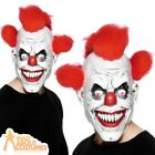 Best Masks - Scary Clown Mask Halloween Latex with Red Hair Review