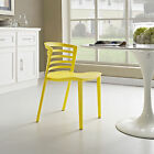 Contemporary Designer Dining Chair | Available in 5 Colors