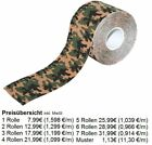 Kinesiologie Tape 5cm x 5m TARN Tapes Taping Klebeband Tapeverband Sport