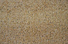 Dean Indoor/Outdoor Gold/Tan Artificial Grass Turf Carpet/Area Rug w/Marine Back