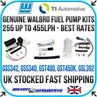 WALBRO FUEL PUMP 255 - 455 LPH E85 BEST RATES SHIPPING WORLDWIDE SALE CLICK HERE