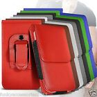 Belt Clip Pouch Holster Magnetic Flip Case Cover Holder fits Harrier from EE